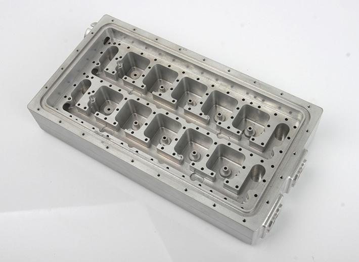 通信产品 铝合金腔体电镀